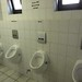 erste WC recycling anlage / first WC recycling system