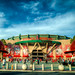 Angel Stadium by Brady Withers