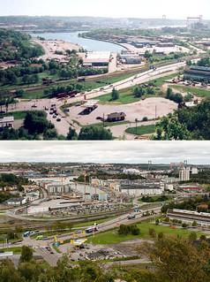Gothenburg, Lindholmen 1995 / 1912