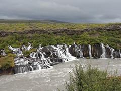 Iceland, Hraunfossar