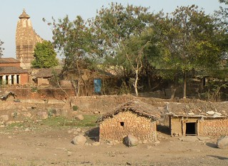 Khajuraho old village