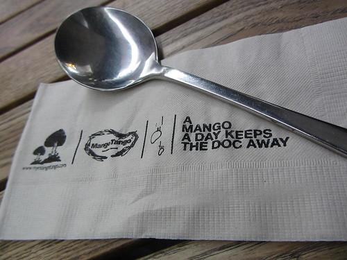 Mango Tango at Siam Square