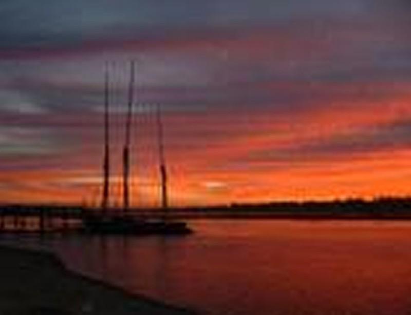 Sunset on the Nile, Egype 2004