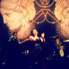 Beth Ditto just doing what Beth Ditto does.