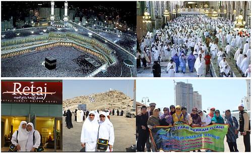 Jamaah umroh plus wisata muslim tour dubai turki fajar berkah ilahi