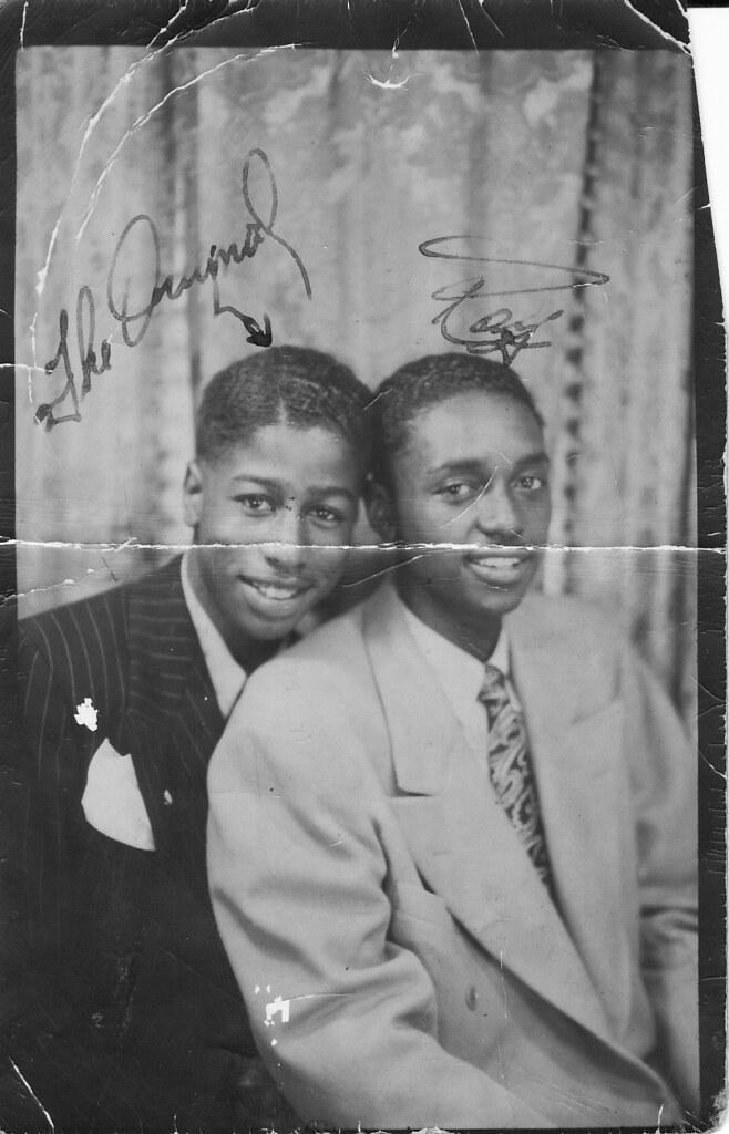 Gay black vintage