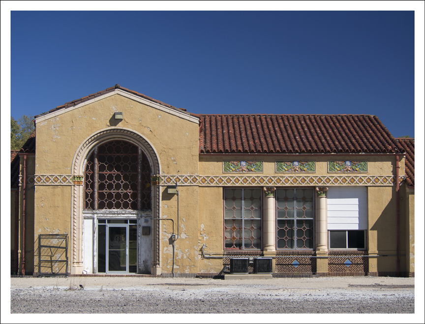 Union Pacific Depot 2