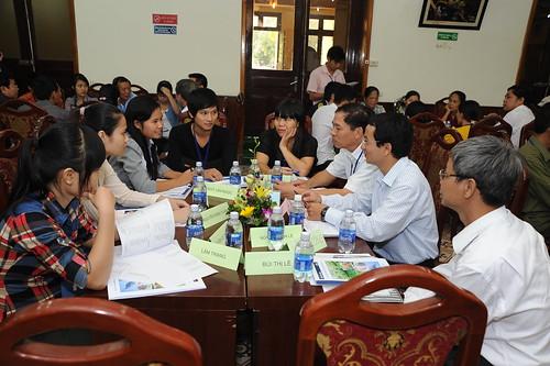 World Wide Views on Biodiversity in Vietnam - Hanoi 15th September 2012