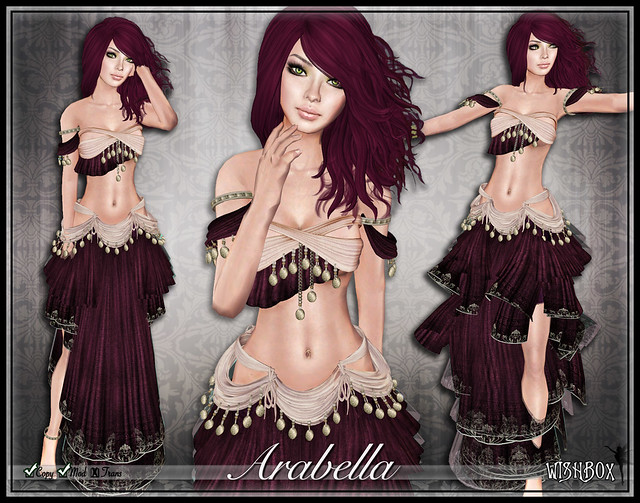 Arabella (Two Tone)