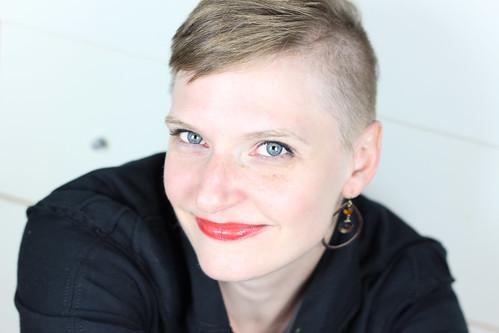 Erica Reid headshots by Elizabeth McQuern