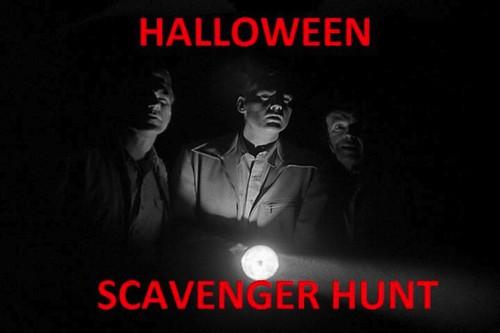 PDX Hunt Halloween Scavenger Hunt