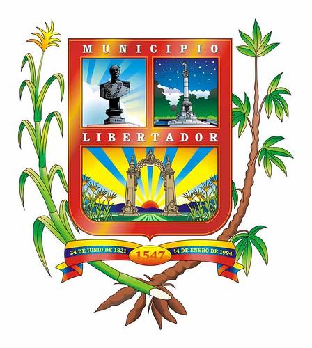 Escudo del Municipio Libertador by Ramón Siverio