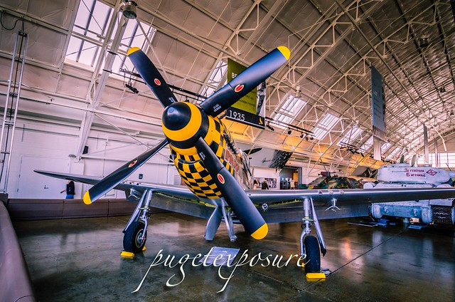 Flying Heritage Collection P-51D Mustang