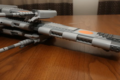 10227 B-wing Starfighter Review - 49