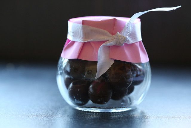 Hotel Chocolat - Raspberry jam