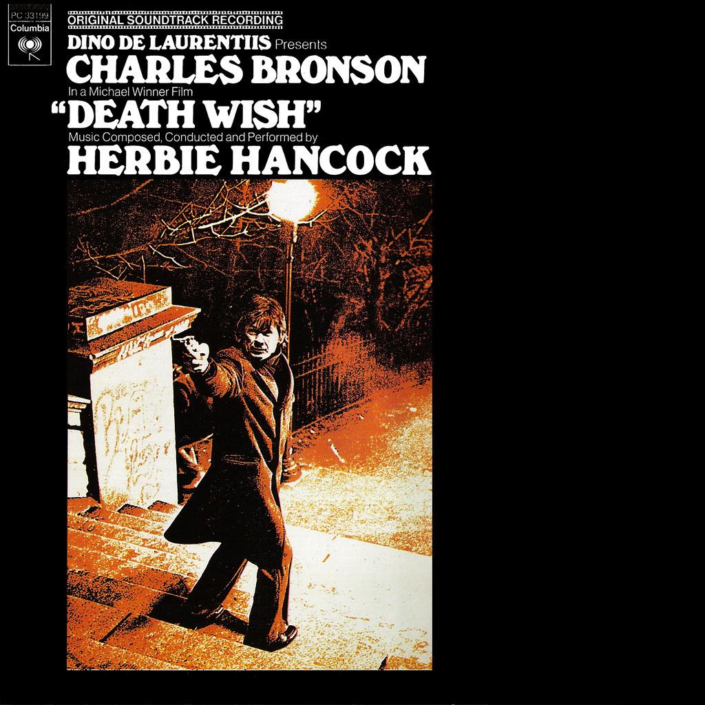 Herbie Hancock Death Wish Original Motion Picture Soundtrack