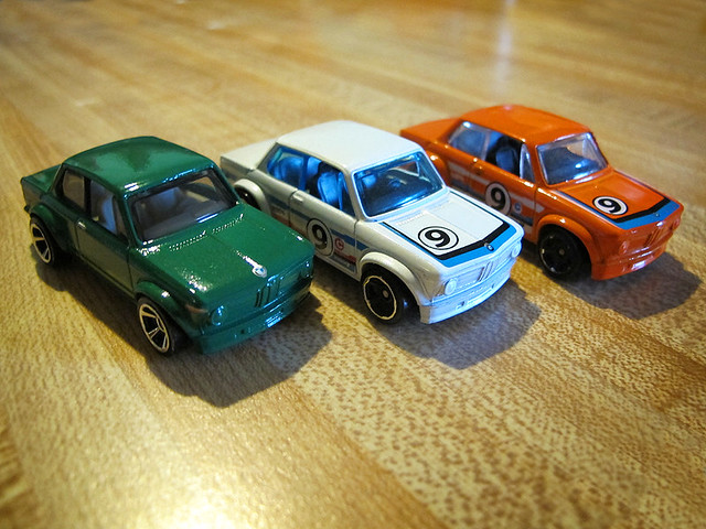 Hot Wheel Bimmers