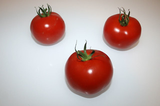 10 - Zutat Tomaten / Ingredient tomatoes