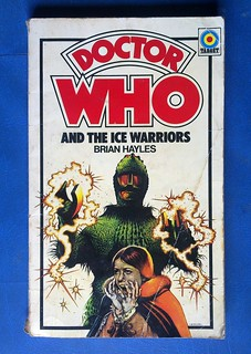 old books - Doctor Who novelisations 03