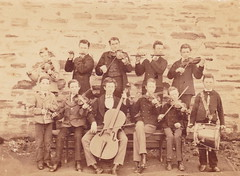 Willunga Band of Hope 1873