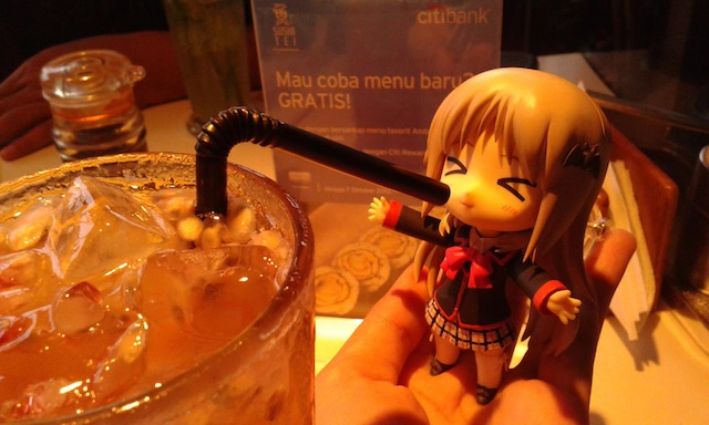 Kud Wants Orange Juice by Hana Sforza Phantomhive