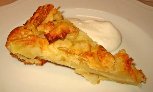 Torta di mele e mandorle by fugzu