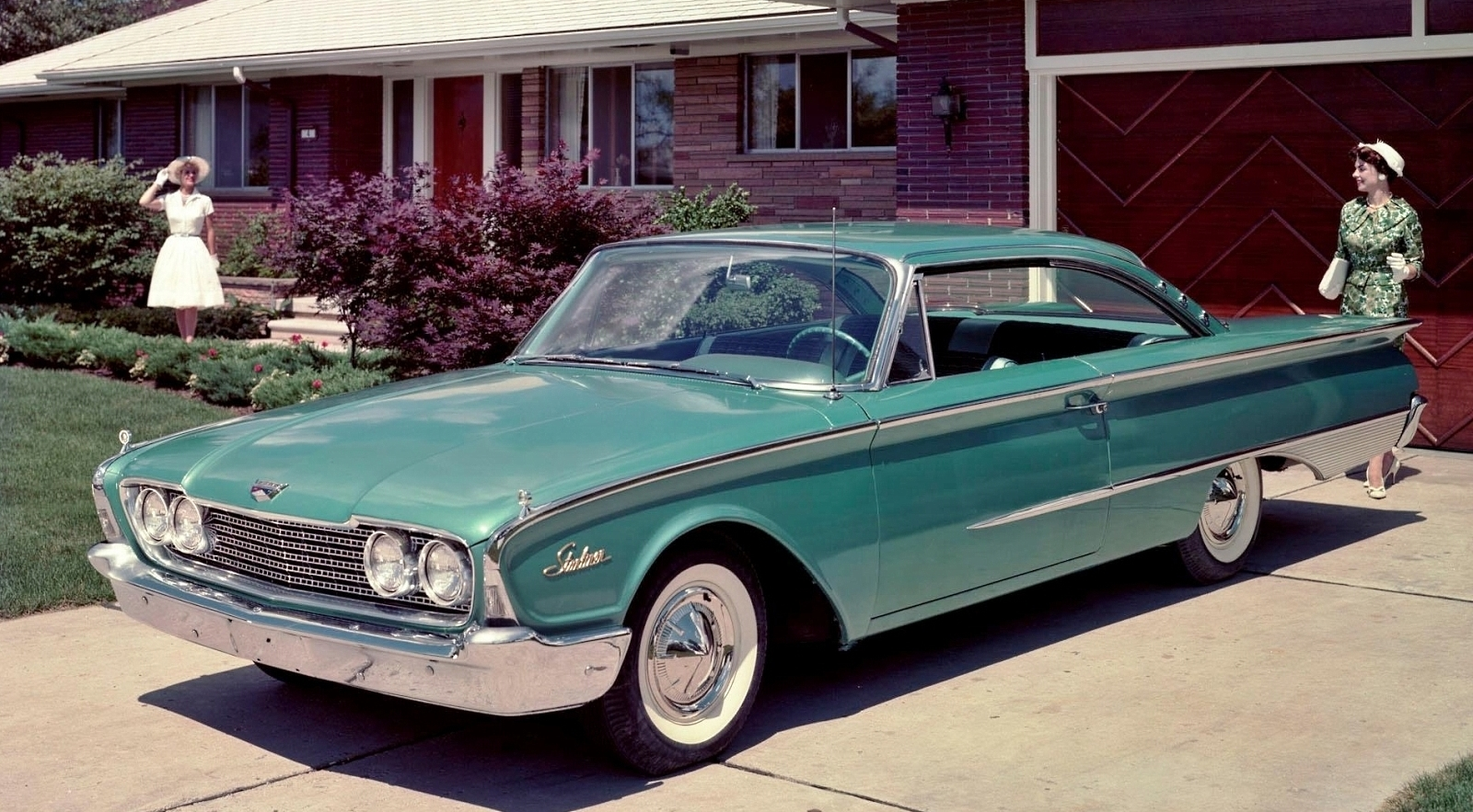 1960 Ford Galaxie Starliner Images Pictures And Videos