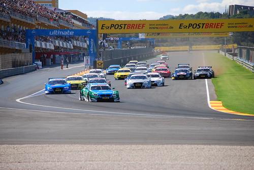 Salida DTM Valencia 2012
