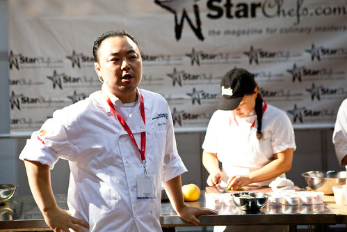 Chef Hooni Kim of Danji