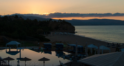 beach water sunrise greece thassos thasos makedonia thraki photostock hotelbluedreampalace