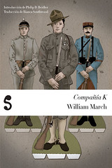 Compañía K William March portada libro