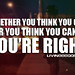 LivinggGOOD | You're Right