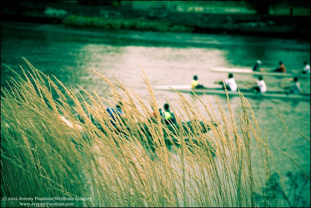 Rowing on the Christina River