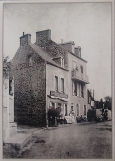 Hotel Saint Quay, Saint Quay Portrieux in Brittany, days gone by