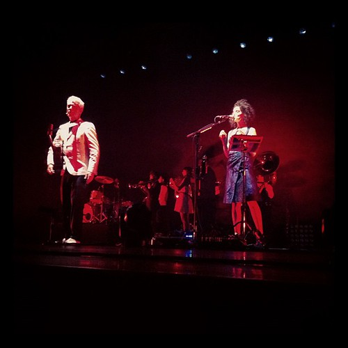 Oct. 2: David Byrne & St. Vincent at The Ryman