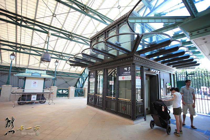 迪士尼站Disneyland Resort地鐵站|香港親子自由行