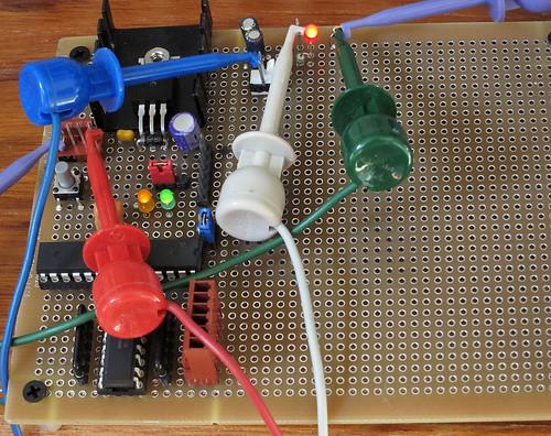 DIY: testing the 2 PSUs