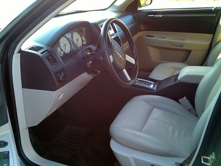 Charger 300 Interior Detailed in Frederick MD