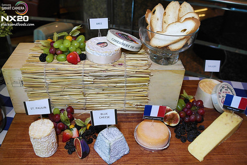 cosmos cheese selections