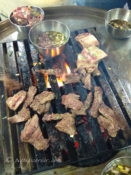 Seo Seo Galbi 서서갈비 beef