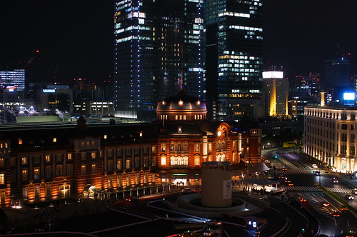 Tokyo Station Building north site