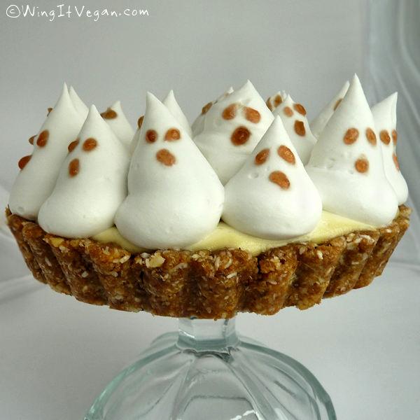 Ghostly Tart!