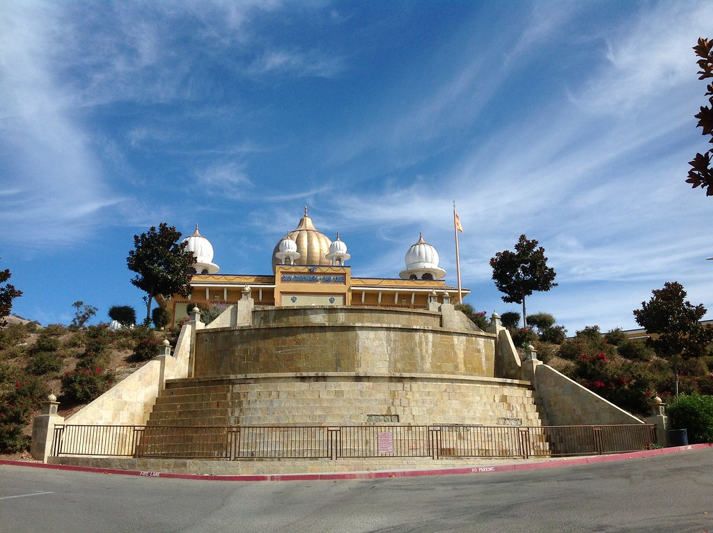 San Jose Gurdwara…..