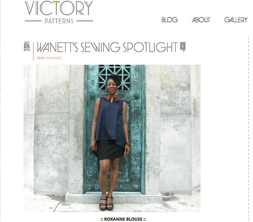 My Roxanne :: Featured @ Victory Patterns!
