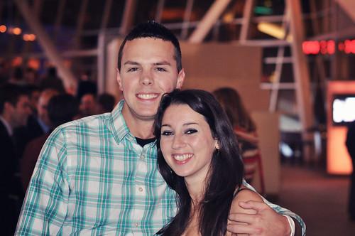 Casey and Nadia