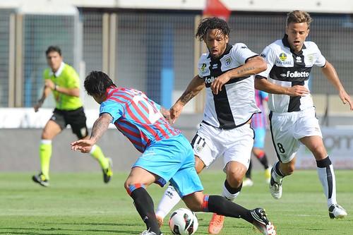 Parma, obiettivo tre punti contro il Catania$