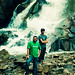 Colorado: Boulder Falls by Blush Response