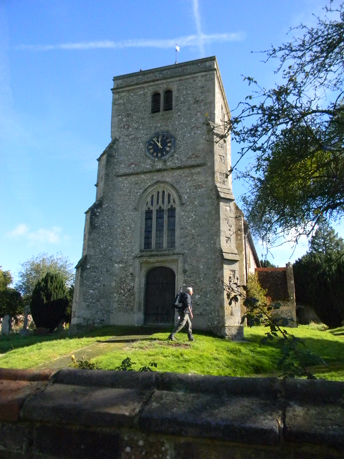 Bradenham Church Saunderton Circular via West Wycombe