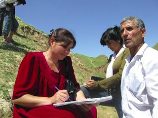 UNDP Tajikistan Disaster Risk Reduction with Caritas