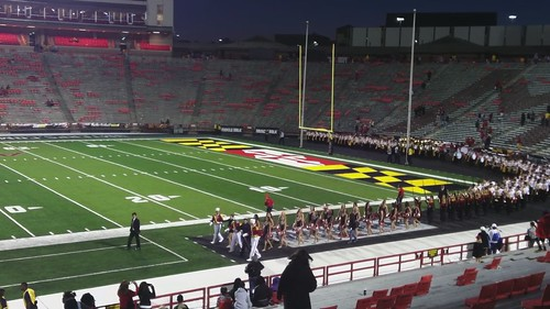 Maryland Terrapins beat Wake Forest - College Football